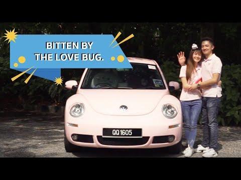 A Girl And Her Beetle | VW Owner Stories: Ruru's Beetle