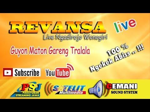 GUYON MATON GARENG TRALALA // REVANSA MUSIC // SATELIT MULTIMEDIA