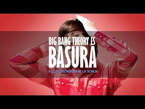 Big Bang Theory es BASURA [Segunda Parte] - A los guionistas se la sopla