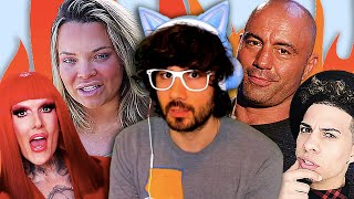 Trisha Paytas GOES OFF On Joe Rogan, Jeffree Star EXPOSED, Ace Family EMBARRASSES THEMSELVES