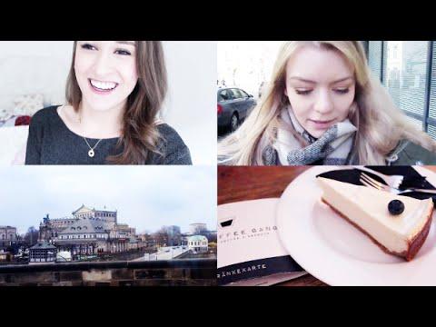COFFEE GANG, POST-HAUSARBEIT-BELOHNUNG, DRESDEN | Weekly Vlog #25