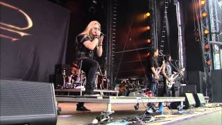Dragonforce-Seasons live at Download Festival 2013