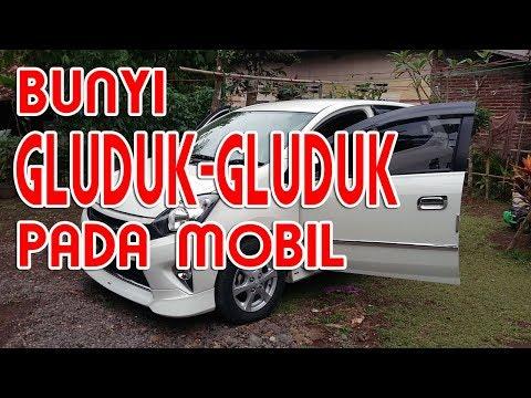 Bunyi GLUDUK-GLUDUK atau DUK-DUK di Bagian Bawah Mobil / Kaki-kaki Mobil