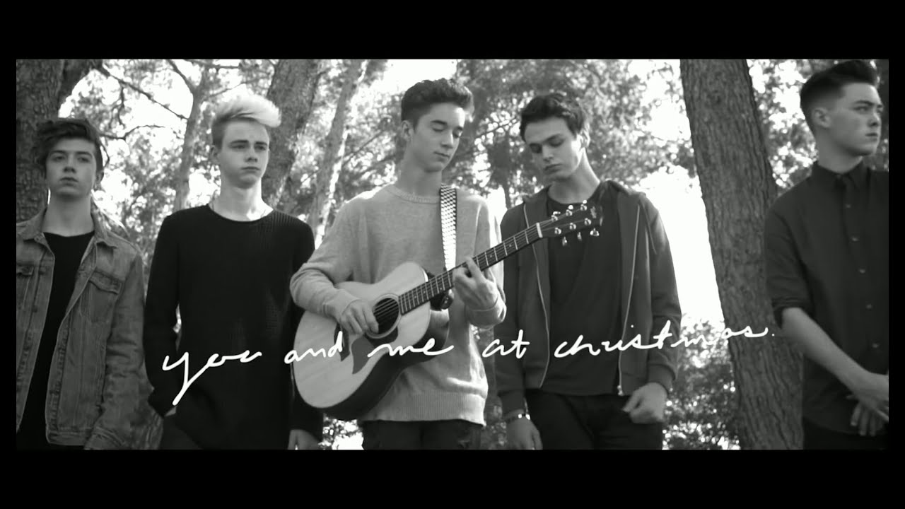 Why Don't We • 'You and Me At Christmas' Official Music Video