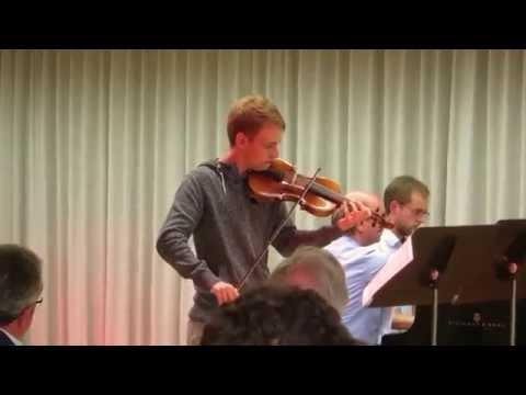Astor Piazzolla - Le grand tango - Wannes Vandewiele (E.Desnijder, samwd P.Benoit)