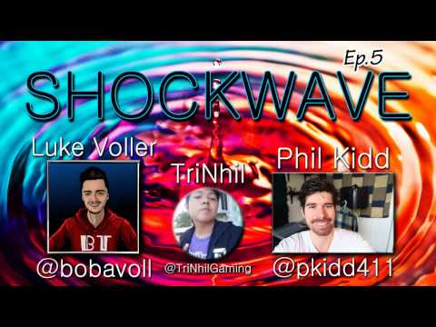 TriNhil - the Piewdiepie Nazi Bullsh*t - Shockwave Podcast Ep. 5
