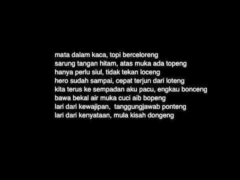 bawa ku pergi lyrics :)