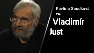 """""""Politici si vůbec nepovídají. Vymýtili kritickou reflexi vlastní profese."""" – říká Vladimír Just"""