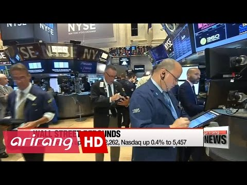 Stock markets rebound after Fed rate hike