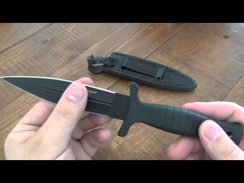 Knife Review : S&W