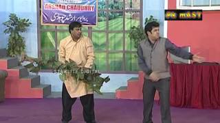 Best of Naseem Vicky and Sardar Kamal New Stage Drama Full Comedy Funny Clip