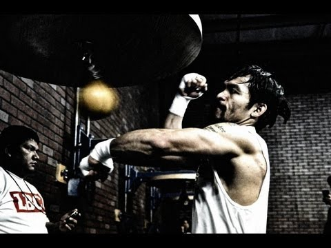 Training Motivation | Manny Pacquiao | No Easy Way Out (KP)