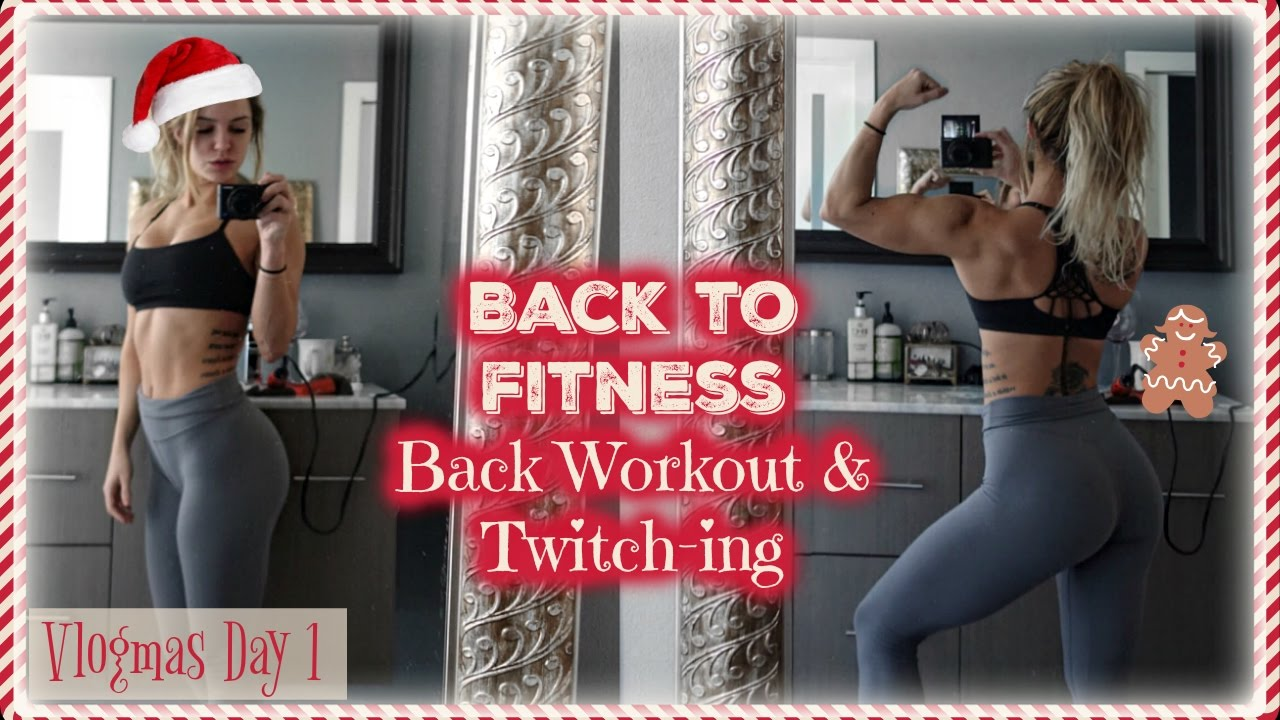 a0fdbe7a695cb Back To Fitness | Vlogmas Day 1 - YouTube