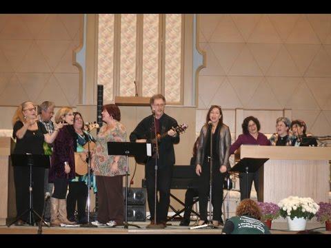Debbie Friedman Tribute Concert at Torathon 2015 presented by JFCM