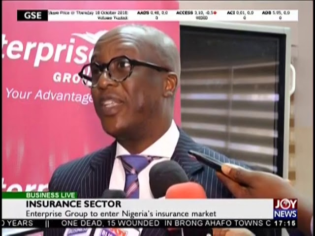 Business Live on JoyNews (18-10-18)