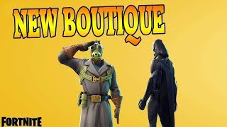 NEW FORTNITE BOUTIQUE JUNE 18 (UP271 TOP 1) SKIN OMEGA!!!