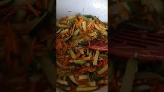 Салат огурцы по-корейски
