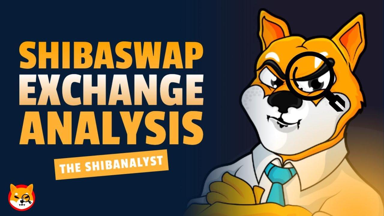 SHIBA INU (SHIB) SHIBASWAP WILL BE THE LARGEST SWAP-EXCHANGE ( HOT NEWS!!! )