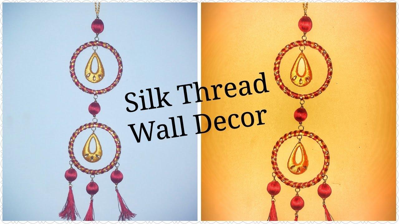 DIY Creative wall hangings I Creative Wall decor I home decor I ...