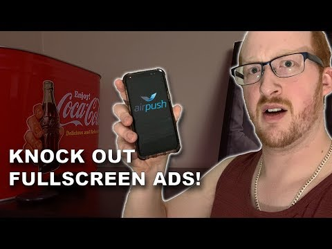 Stop Full Screen Ads On Android - FOR GOOD!