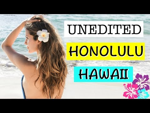 Waikiki Beach Hawaii- Travel Tips/Guide/Facts