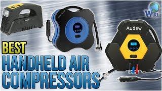 10 Best Handheld Air Compressors 2018