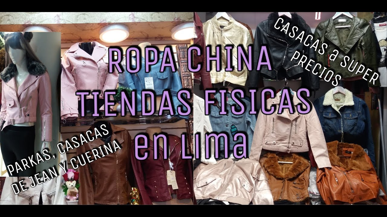Ropa vintage mujer lima