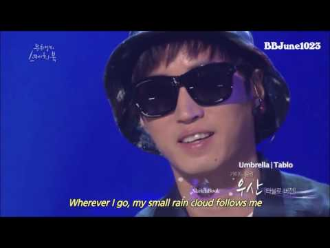 Umbrella Tablo version before Epik High ft Younha