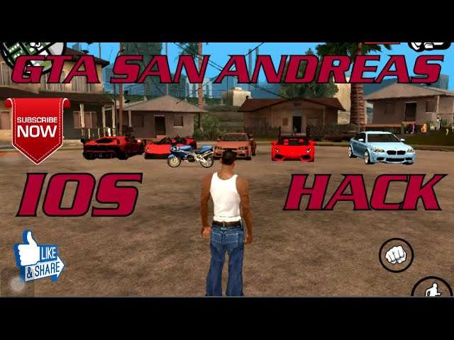 How to hack Gta San Andreas without JB And PC in Hindi Urdu