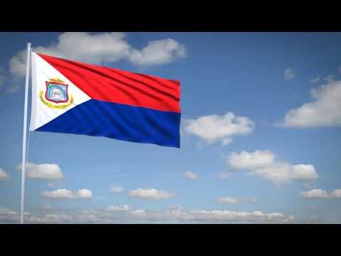 Studio3201 - Animated flag of Saint Maarten