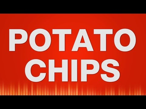 Eating Potato Chip SOUND EFFECT - Chips essen crunching SOUNDS