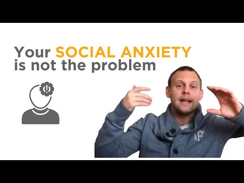 """Your """"Social Anxiety"""" Is NOT The Problem: The Truth To Finally Beat """"Social Anxiety Disorder"""" """"EFT"""""""