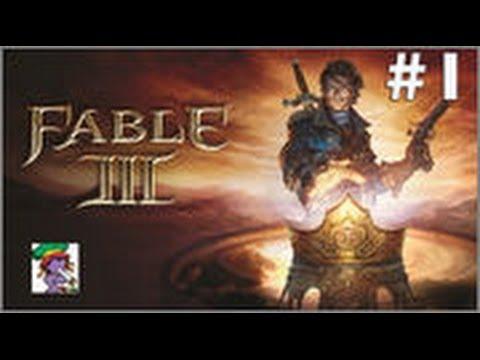 FABLE 3 - #1 - COMIENZA NUESTRA GRAN AVENTURA - GAMEPLAY ESPAÑOL / HD