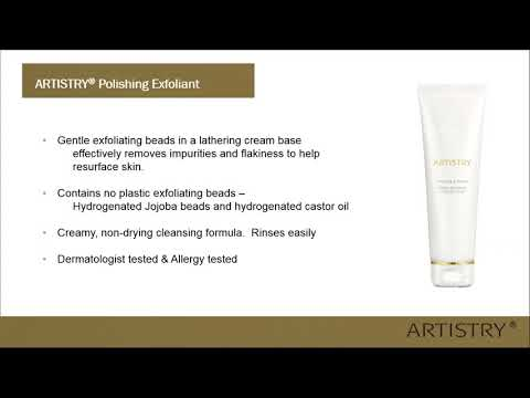 ARTISTRY® Special Care Collection - Webinar - 2016