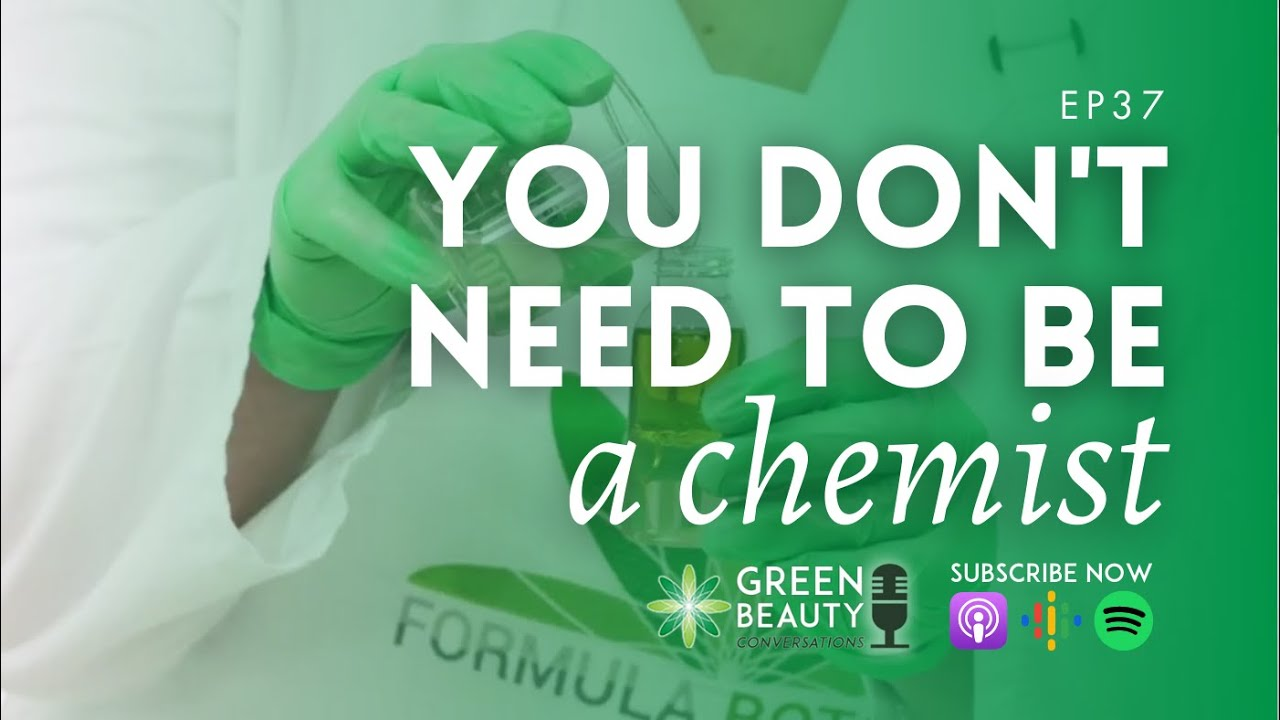 EP20. Do you need to be a Cosmetic Chemist to Formulate Skincare