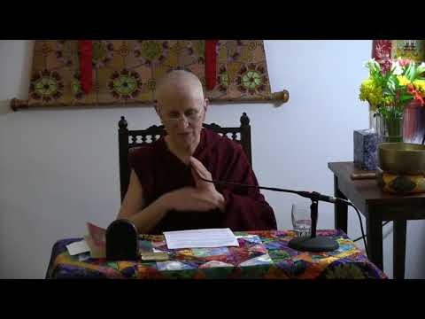 Vajrasattva Practice: Guided Meditation at Jewel Heart Cleveland 09-30-17