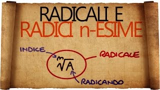 Radicali, radici n-esime ed Equazioni Irrazionali