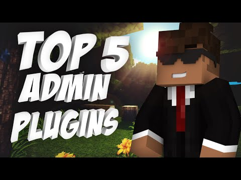 Top 5 Admin Plugins | Minecraft