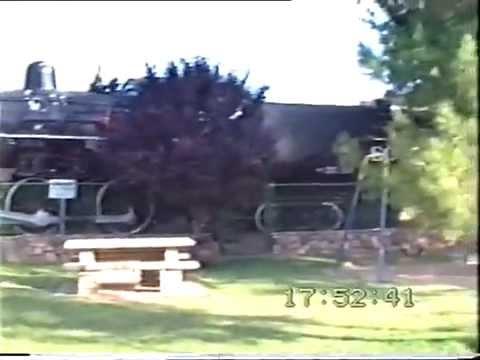 Rail 3 DVD 1 Holbrook Globe AZ