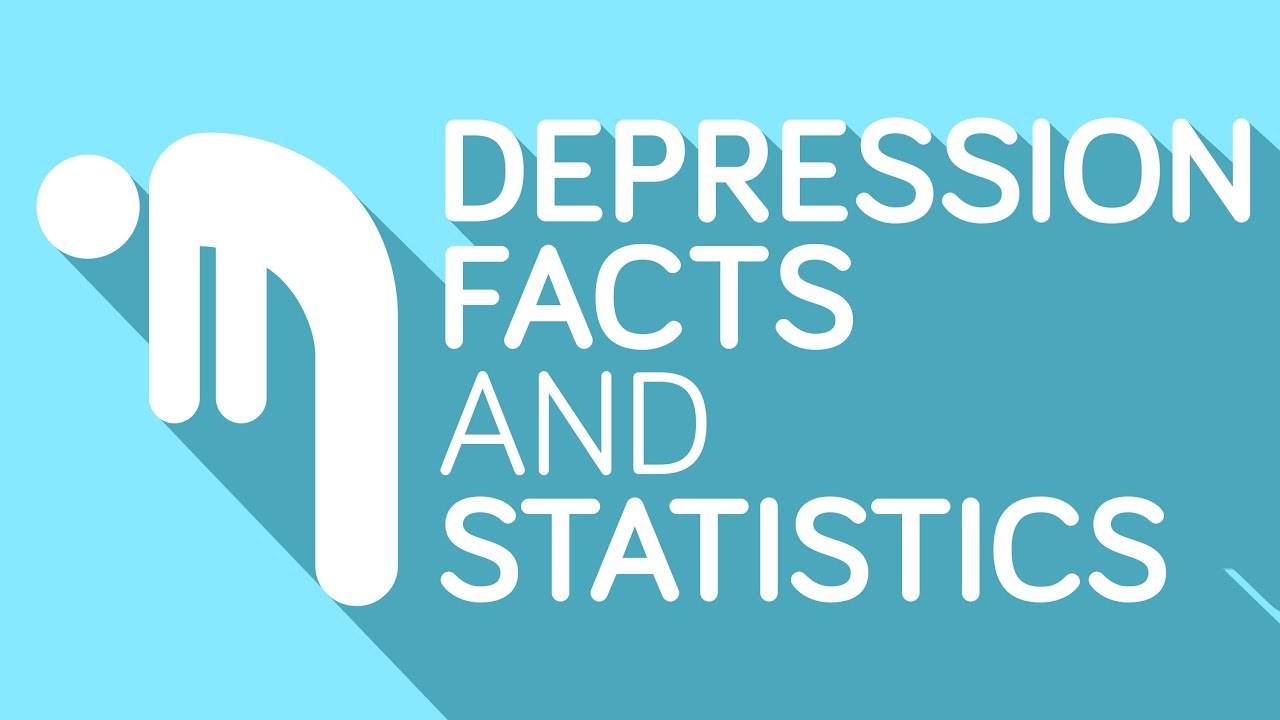 Depression Facts and Statistics - The Infographics Show - YouTube