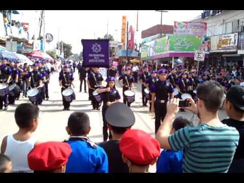 Desfile Eta #15 costa rica sinaloa