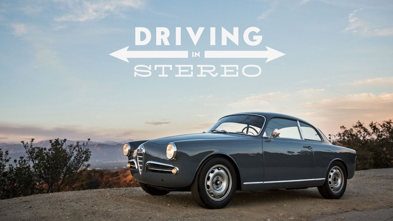 this alfa romeo giulietta sprint is driving in stereo youtube. Black Bedroom Furniture Sets. Home Design Ideas