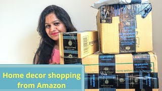 Amazon Home decor Shopping Haul||Amazon product Unboxing and review||Amazon haul unboxing