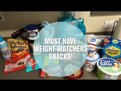 SNACK MUST HAVES. Weight Watchers Freestyle
