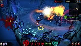 Akaneiro: Demon Hunters [PC] - Raging Ushi Oni - Mission 4 walkthrough