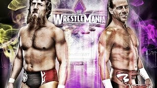 Daniel Bryan vs Shawn Michaels Wrestlemania 30 Promo HD