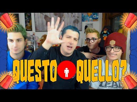 QUESTO O QUELLO? - MATES CON I CAPELLI COLORATI! - IL DELIRIO
