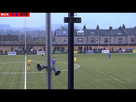 Buxton Hyde Goals And Highlights