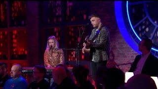 suzan amp freek   don39t let me down cover the chainsmokers   rtl late night met twan huys