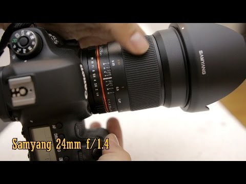 Samyang 24mm f/1.4 lens review with samples (Full-frame and APS-C ...